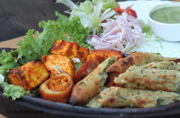 Platters & Special Biryani - Kebab Platter