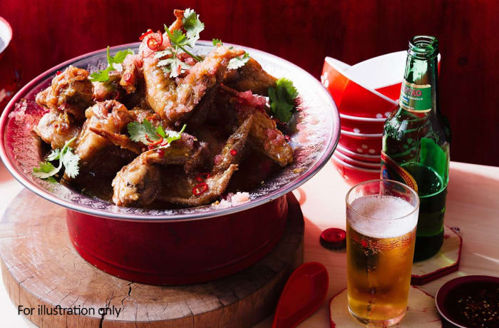 Platters & Special Biryani - Khabsa Haandi Biryani for 2
