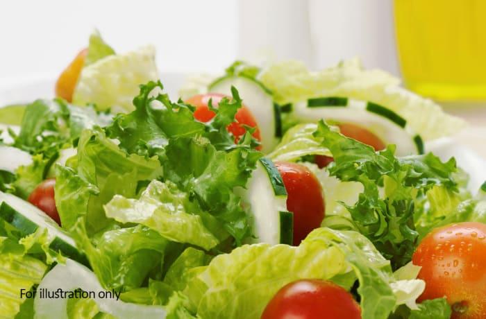 Salads & Accompaniments - Garden Green Salad