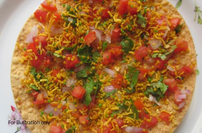 Salads & Accompaniments - Masala Papadum