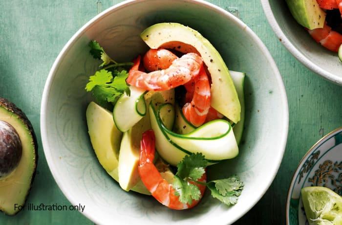 Salads & Accompaniments - Prawn Avocado Salad