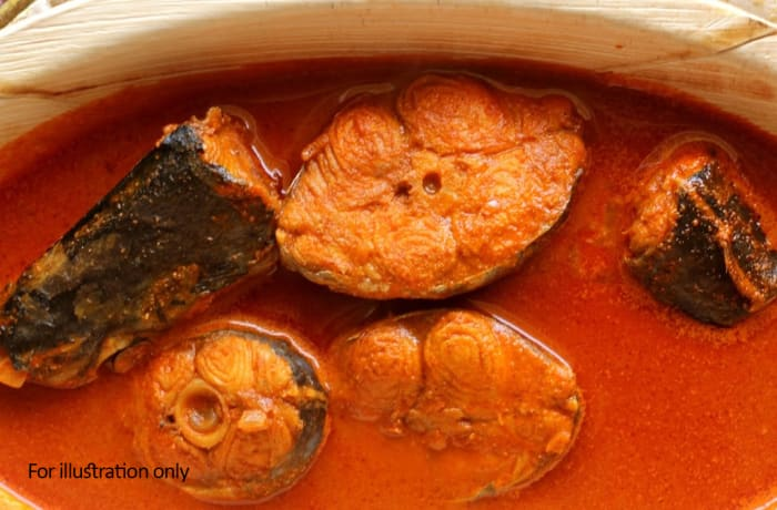 Seafood - Goan Fish Curry