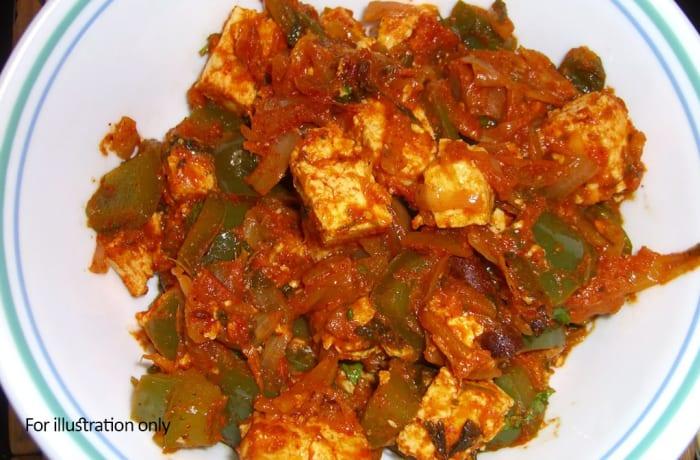 Seafood - Kadhai Machili