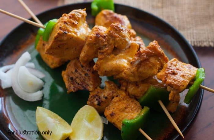 Special Non Vegetarian Starters - Chicken Ajwain Tikka