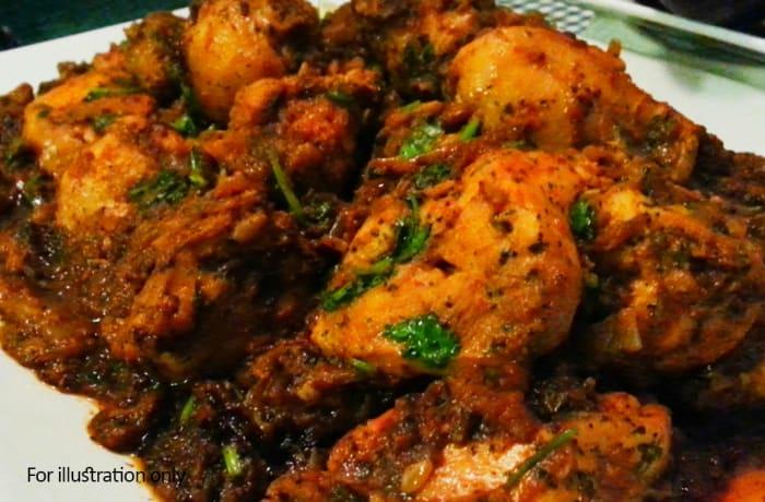 Special Non Vegetarian Starters - Jeera Chicken Tikka