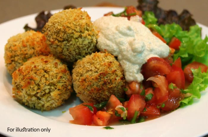 Special Vegetarian Starters - Schezwan Vegetable Balls