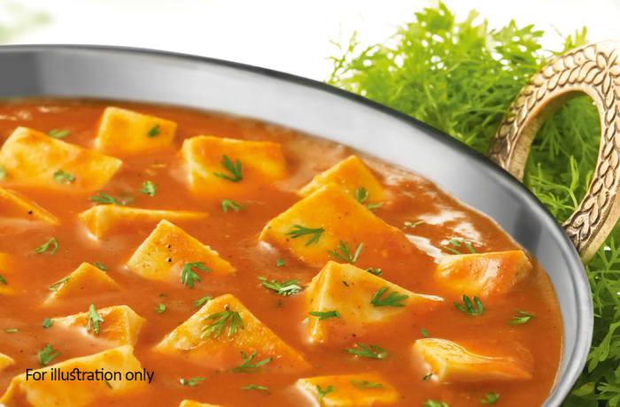 Vegetarian - Paneer Angarae