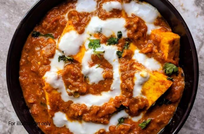 Vegetarian - Paneer Makhani