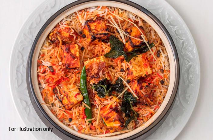 Vegetarian - Paneer Peshawari