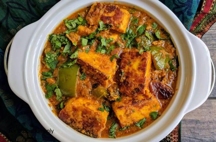Vegetarian - Punjabi Paneer Masala