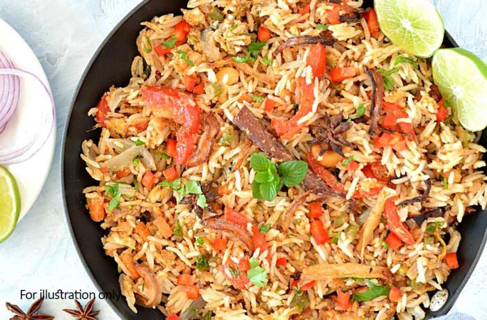 Vegetarian - Shahi Veg