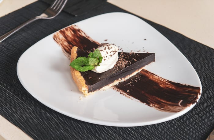 Desserts - Chocolate Tart