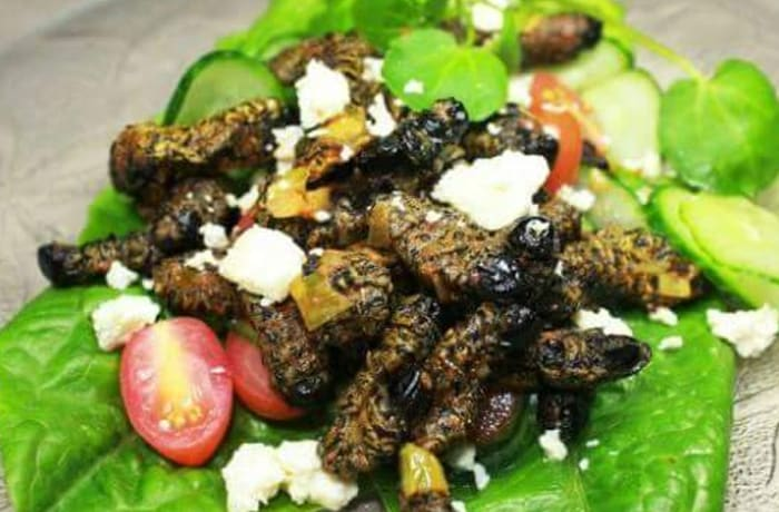 The Royal Livingstone Dining Room - Finkubala Salad