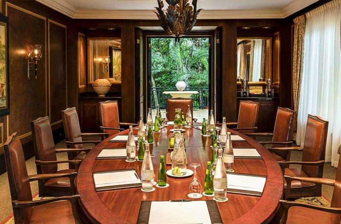 Meeting & Event Venue - Royal Livingstone Boardroom