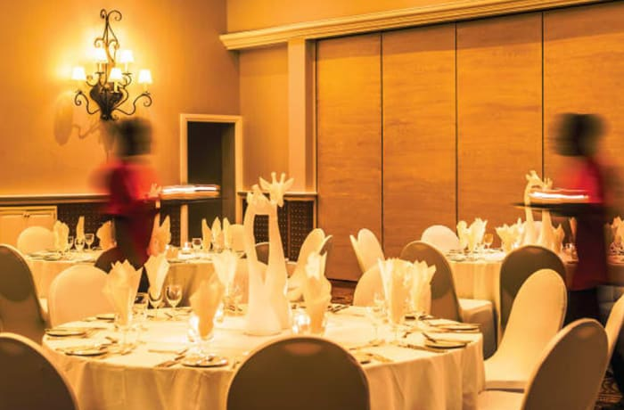 Setting - Banqueting Room