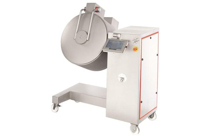 Industrial Vacuum Tumbler - Ruehle MPR150 Refrigerated Vacuum Tumbler