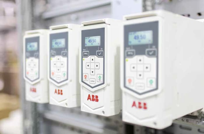 ABB Variable Speed Drives image