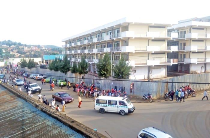 Kamembe, Rwanda