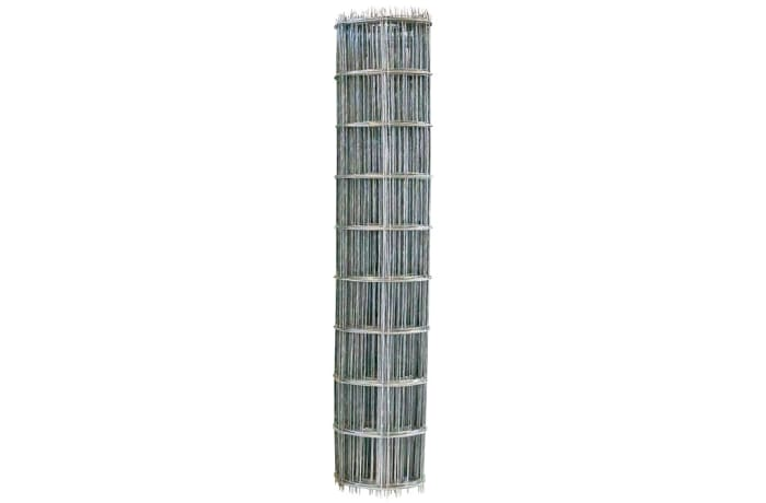 Steel Wire Mesh  Conforce 257  South African Standard - Ribbed