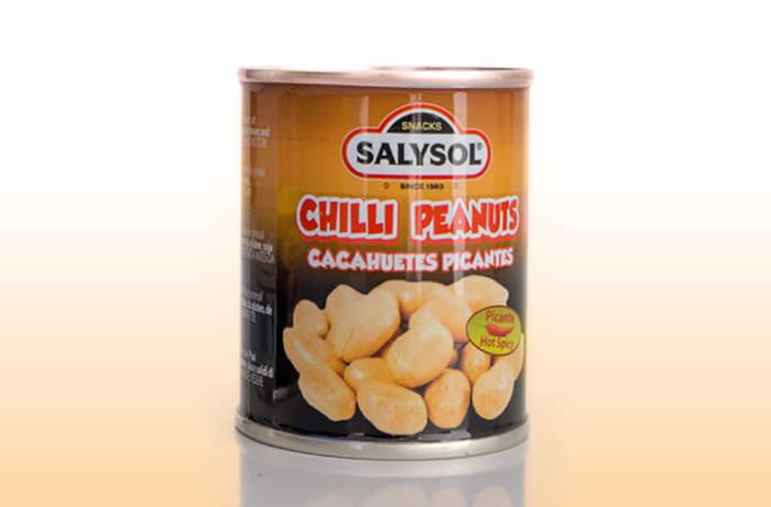 Salysol Chilli Peanuts 60g
