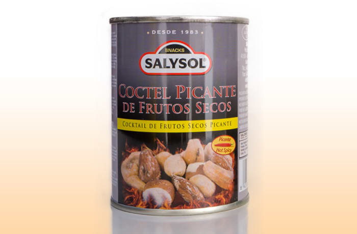 Salysol Spicy Nuts Cocktail 90g