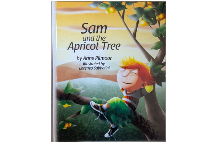Sam and the Apricot Tree