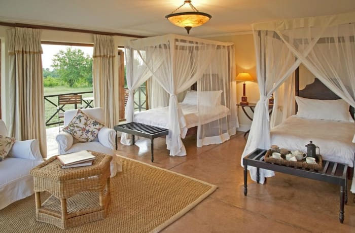 Sanctuary Chichele Presidential Lodge - Low Season