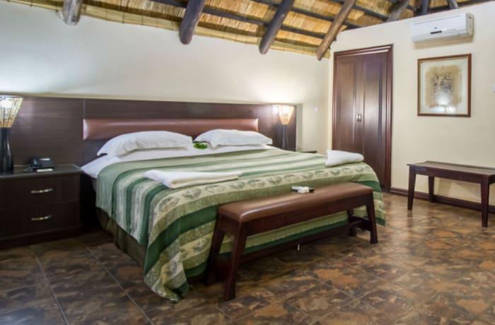 Sandy's - Single Executive Luxury Chalet Room
