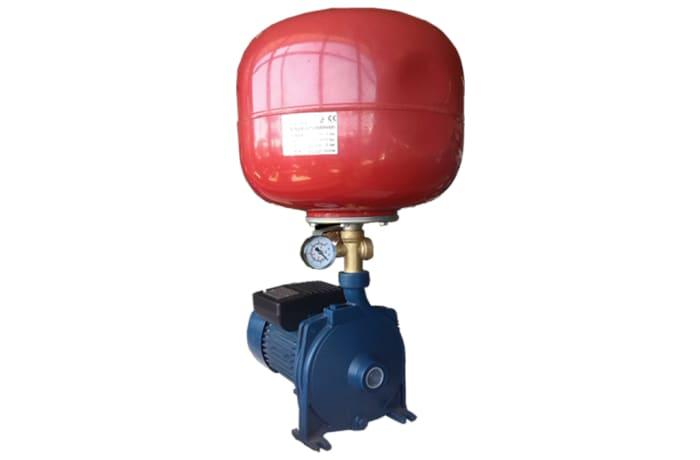 Autoclave booster pump