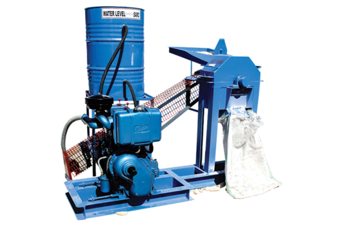 Kirloskar powered Hammer Mill