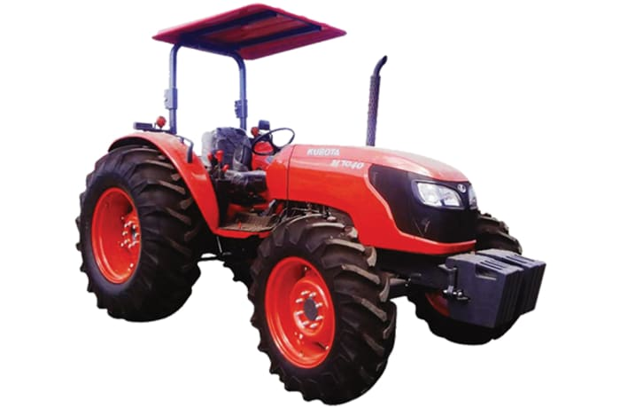 Tractor Kubota with Canopy