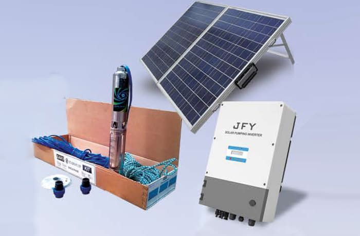 Solar Sub Maxi Kit Set