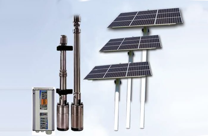 Solar Borehole Pumps Set