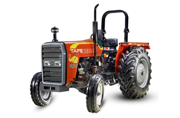 Tractor TAFE 5900D