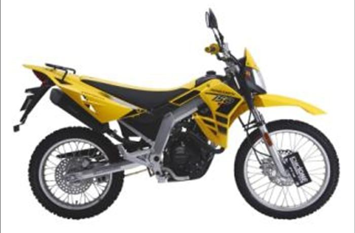 Zongshen ZS150GY-311 200cc