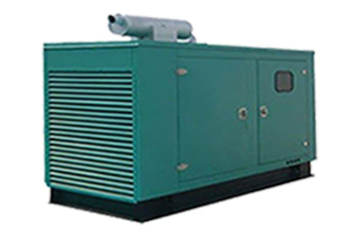 Generator Set powered by Deutz Engine