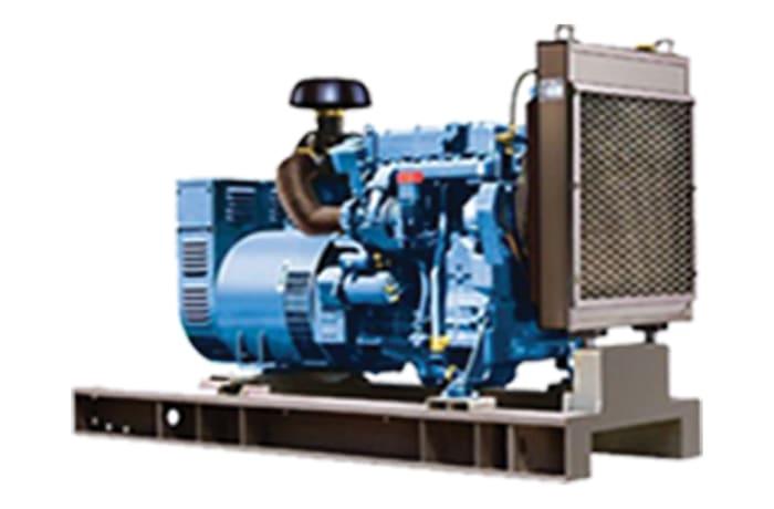 Generator Set powered by Kirloskar Engine