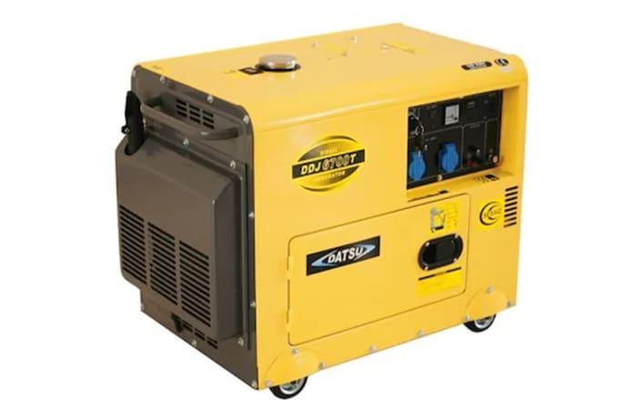 Kipor Generator Set Silent