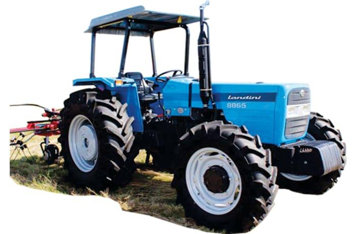 Tractor Landini 65 Sesies DT8865 82HP 4WD