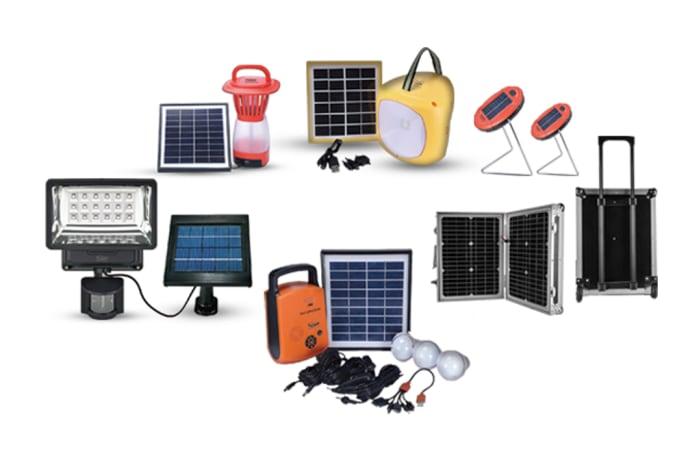 Portable Solar Systems