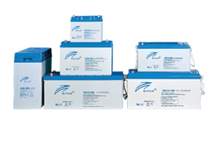 Solar Maintenance Free Batteries
