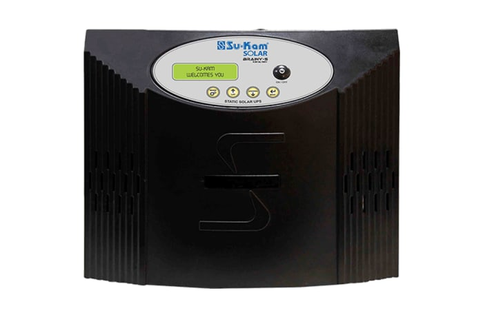 Su-Kam Static Solar UPS