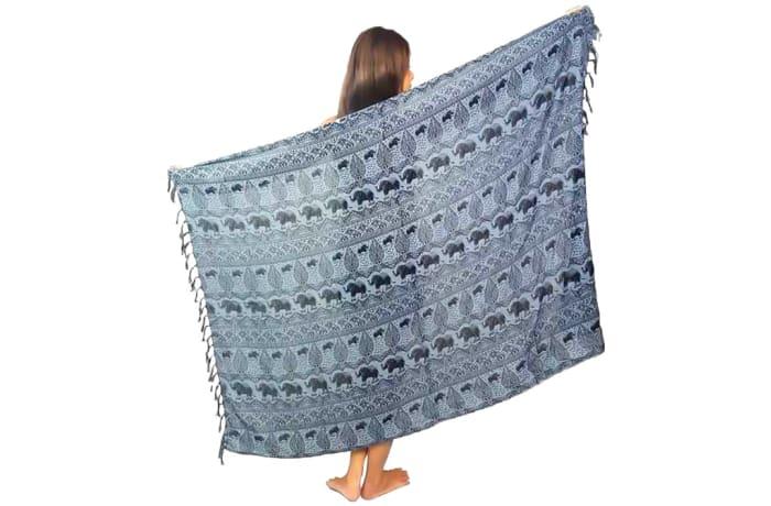 Sarong  Wrap around Grey