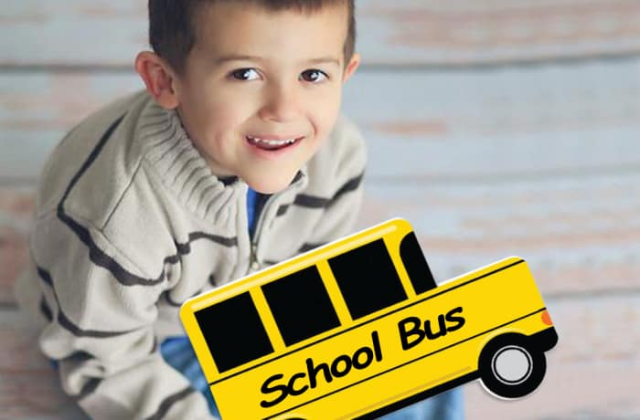 School Bus Service (Early Learning Center - Kindergarten) - Round Trip