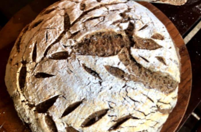 Gluten-free Buckwheat Sourdough
