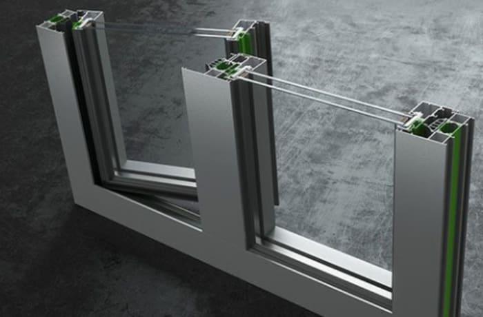 Aluminium opening systems