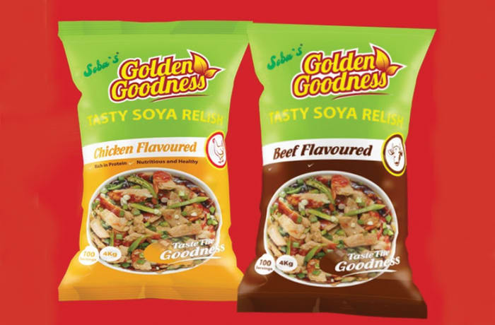 Soya Pieces Institutional