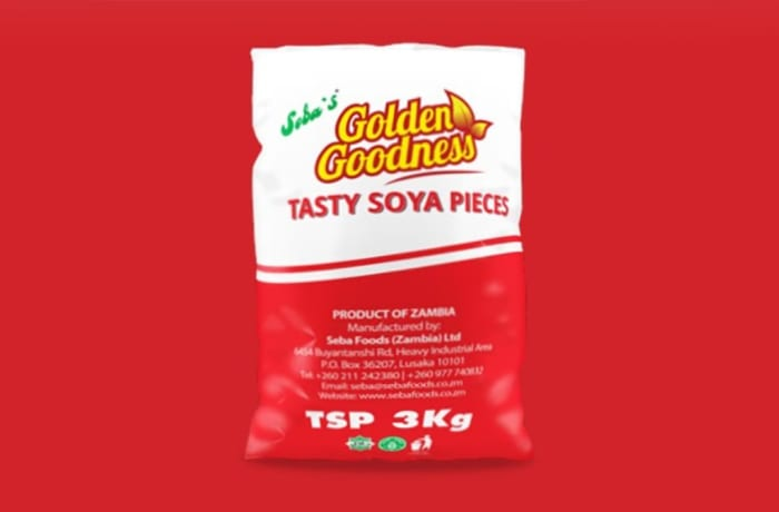 Golden Goodness Tasty Soya Pieces - Large Packs