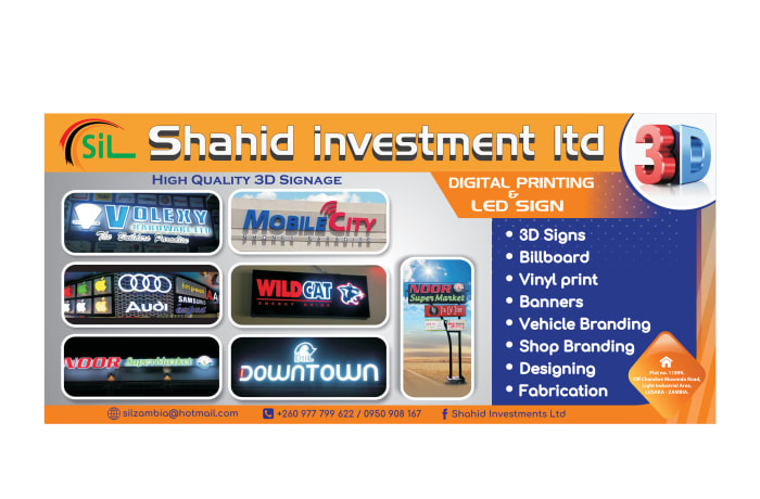 Visit Shahid Investments for high quality 3D printing image