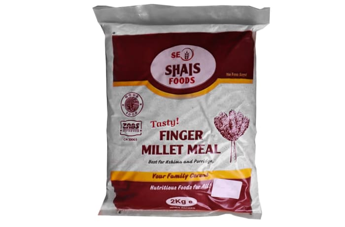 Finger Millet Meal  Rich in Fibre High in Protein  2kg